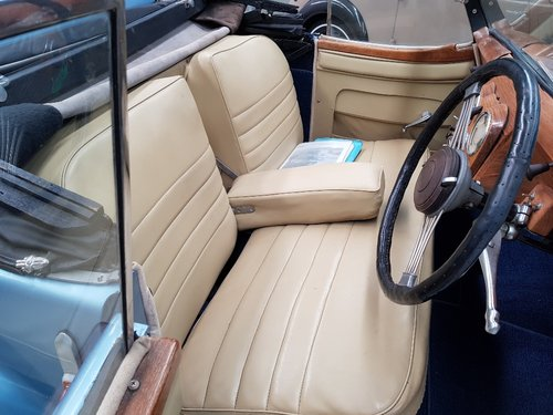 1947 Triumph 1800 Roadster by Firma Trading Australia For Sale (picture 3 of 6)
