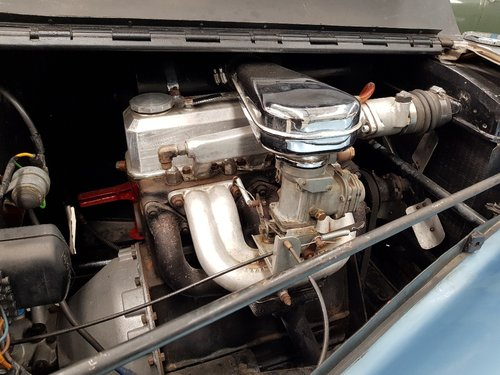 1947 Triumph 1800 Roadster by Firma Trading Australia For Sale (picture 5 of 6)