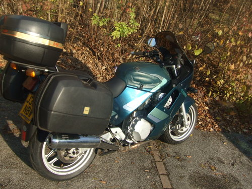 1991 Triumph Trophy 4 (1200) in amazing condition. For Sale (picture 3 of 4)
