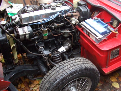 1968 GT6 MK1 OVERDRIVE WIRES GREAT CAR VERY SOUND SOLD (picture 6 of 6)