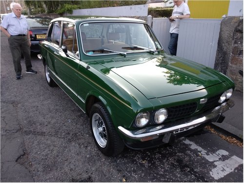 1979 An exceptional Triumph Dolomite for sale SOLD (picture 1 of 6)