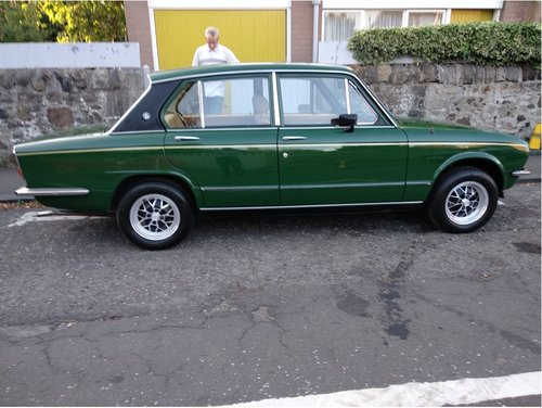 1979 An exceptional Triumph Dolomite for sale SOLD (picture 2 of 6)