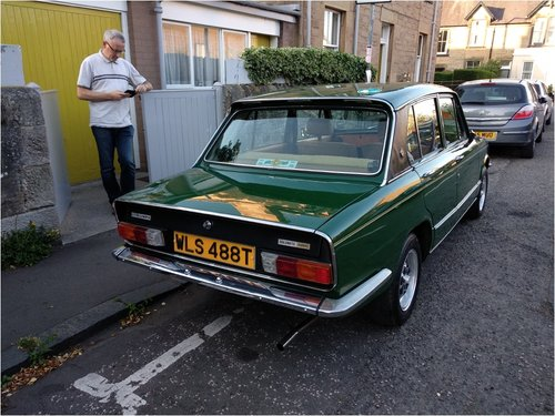 1979 An exceptional Triumph Dolomite for sale SOLD (picture 3 of 6)