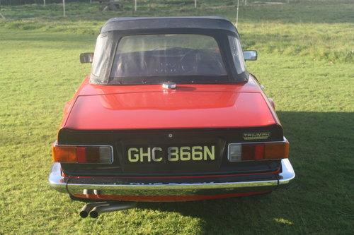 1975 Triumph TR6 For Sale (picture 4 of 6)