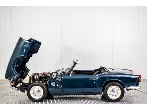 1968 Triumph Spitfire 1300 MK3 Overdrive For Sale (picture 4 of 6)