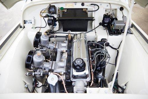 Triumph TR3A 1960 SOLD (picture 5 of 6)