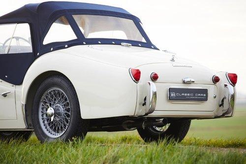 Triumph TR3A 1960 SOLD (picture 3 of 6)