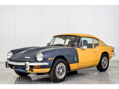1970 Triumph GT6 MKII GT6+ Overdrive For Sale (picture 1 of 6)