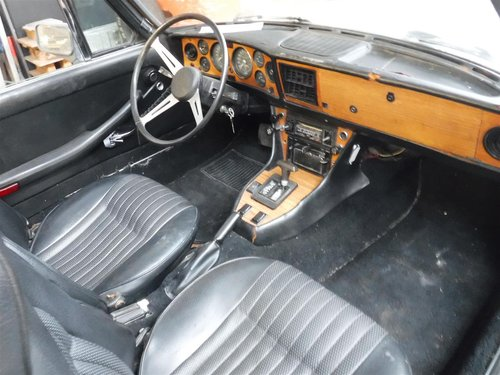 1972 Stag V8 For Sale (picture 2 of 6)