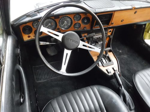 1972 Stag V8 For Sale (picture 3 of 6)