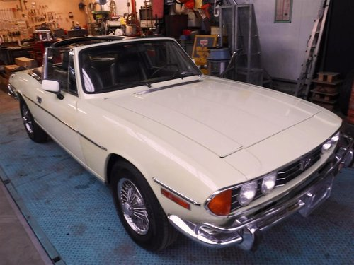 1972 Stag V8 For Sale (picture 6 of 6)