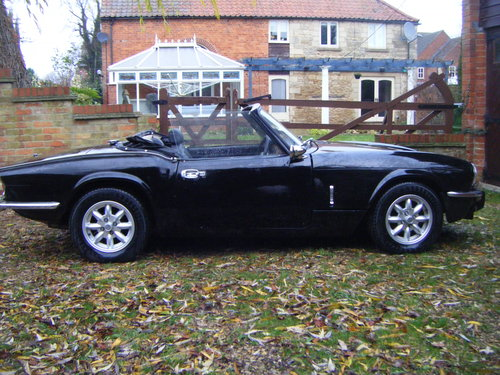 1975 Triumph Spitfire 1500 Sold Car And Classic