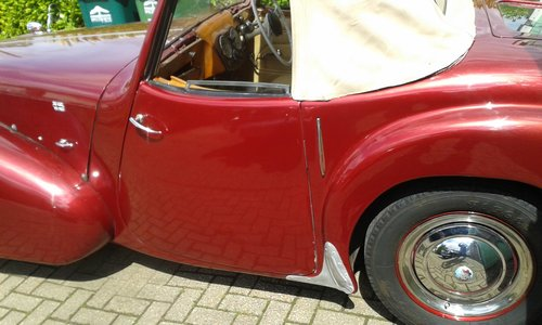 1947  triumph roadster 2000 cc For Sale (picture 2 of 6)