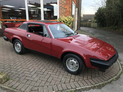 1979 45000 Mile Triumph Tr7 20 Fhc Sold Similar Required For
