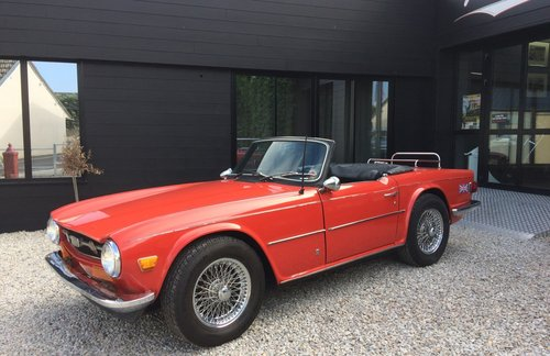 1974 Triumph TR6  For Sale (picture 2 of 5)