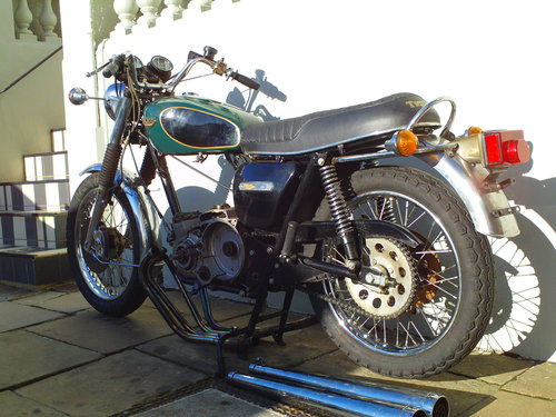 1975 TRIUMPH TRIDENT T160V PROJECT SOLD (picture 4 of 6)