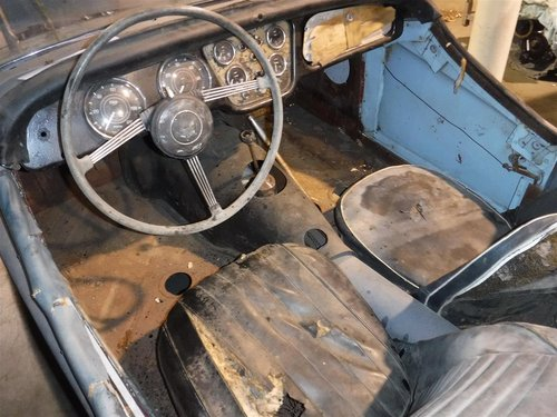 1955 Triumph TR3 small mouth For Sale (picture 3 of 6)