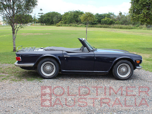 1970 Triumph TR6 'Recommissioned Barn Find' SOLD (picture 3 of 6)