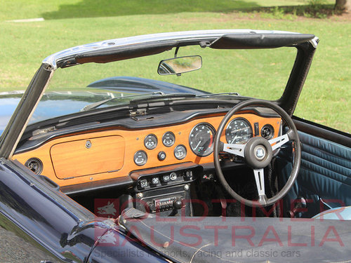 1970 Triumph TR6 'Recommissioned Barn Find' SOLD (picture 4 of 6)