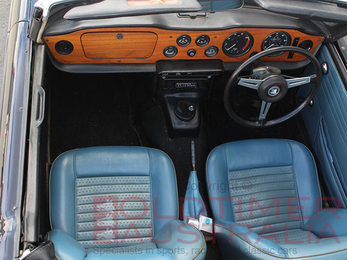 1970 Triumph TR6 'Recommissioned Barn Find' SOLD (picture 5 of 6)