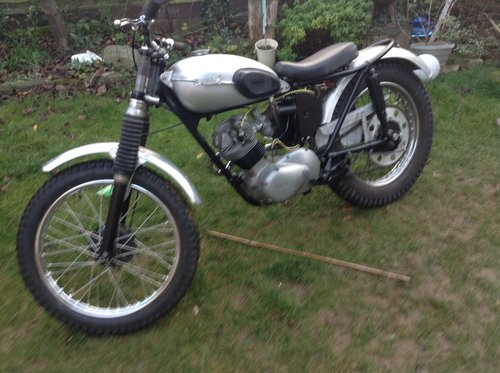 1966 French army mountain cub SOLD (picture 1 of 6)