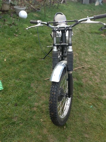 1966 French army mountain cub For Sale (picture 2 of 6)