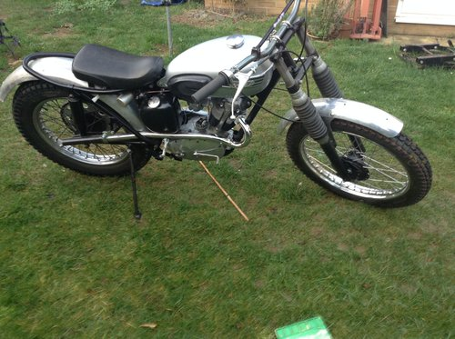 1966 French army mountain cub SOLD (picture 3 of 6)