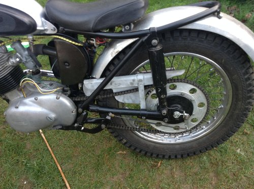 1966 French army mountain cub SOLD (picture 5 of 6)