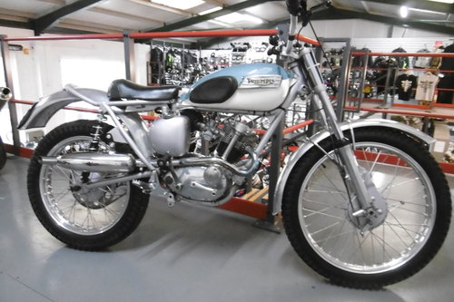 1967 Tiger cub Full nut and bolt restoration Trials SOLD (picture 1 of 6)