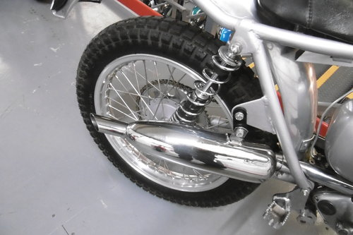 1967 Tiger cub Full nut and bolt restoration Trials SOLD (picture 5 of 6)