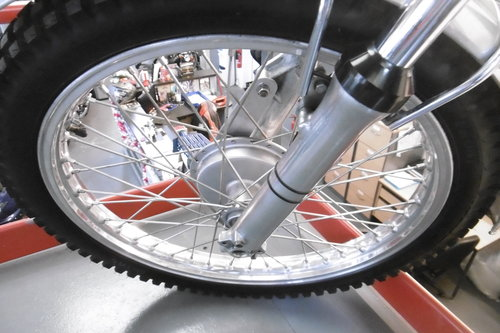 1967 Tiger cub Full nut and bolt restoration Trials SOLD (picture 3 of 6)