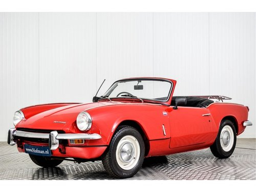 1970 Triumph Spitfire 1300 MK III  Overdrive RHD For Sale (picture 1 of 6)
