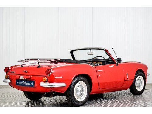 1970 Triumph Spitfire 1300 MK III  Overdrive RHD For Sale (picture 2 of 6)