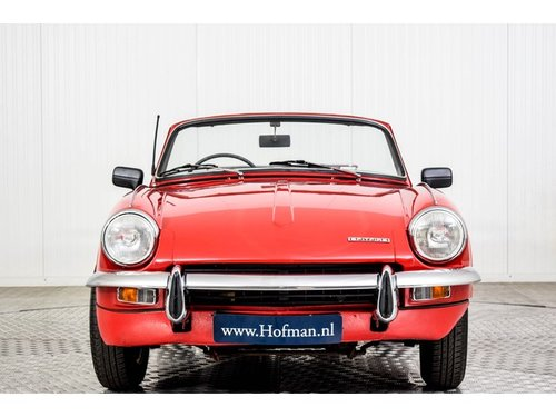 1970 Triumph Spitfire 1300 MK III  Overdrive RHD For Sale (picture 3 of 6)