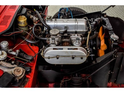 1970 Triumph Spitfire 1300 MK III  Overdrive RHD For Sale (picture 5 of 6)