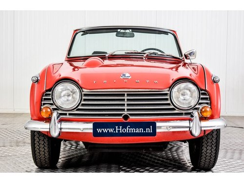 1966 Triumph TR4 TR4A IRS  For Sale (picture 3 of 6)