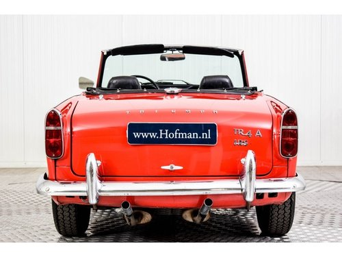 1966 Triumph TR4 TR4A IRS  For Sale (picture 4 of 6)
