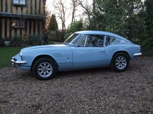 1970 Gt6 Mk2 Super Car Lhd 5 Speed Alloys Sold Car And Classic