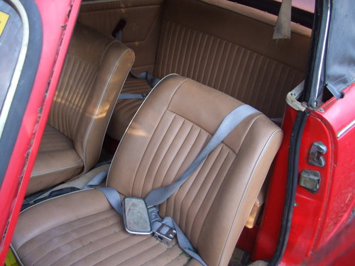 1970 VITESSE MK2 COVERTIBLE now sold, other resto cars available For Sale (picture 5 of 5)