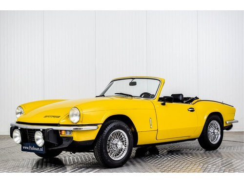 1978 Triumph Spitfire 1500 TC Overdrive For Sale (picture 1 of 6)