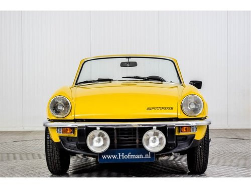 1978 Triumph Spitfire 1500 TC Overdrive For Sale (picture 3 of 6)