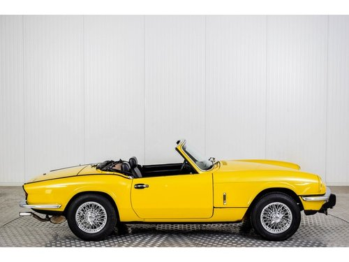 1978 Triumph Spitfire 1500 TC Overdrive For Sale (picture 5 of 6)
