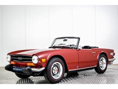 1974 Triumph TR6 2.5 For Sale (picture 1 of 6)