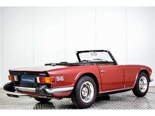 1974 Triumph TR6 2.5 For Sale (picture 2 of 6)