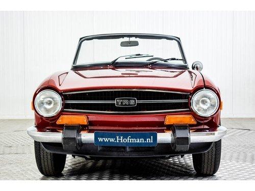 1974 Triumph TR6 2.5 For Sale (picture 3 of 6)