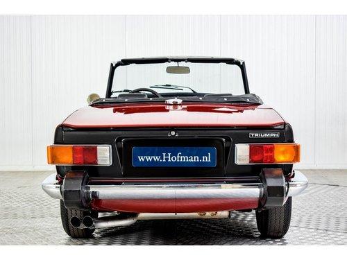 1974 Triumph TR6 2.5 For Sale (picture 4 of 6)