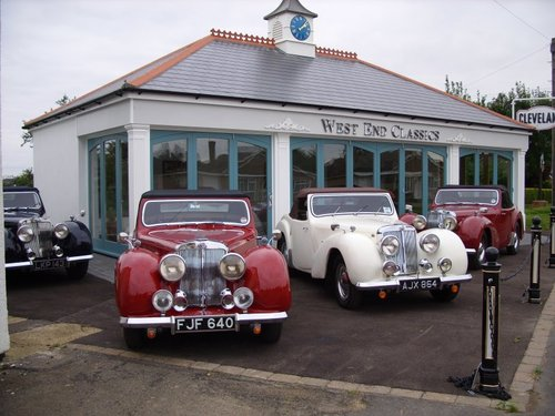 1949 Triumph Roadsters 1800/2000 WANTED  ALL CONDITIONS ££££ Wanted (picture 1 of 1)
