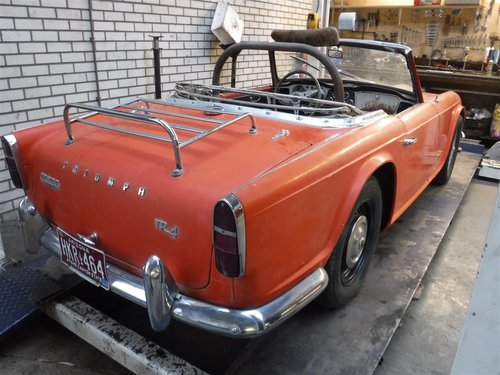 1963 Triumph TR4 CT10127L For Sale (picture 6 of 6)