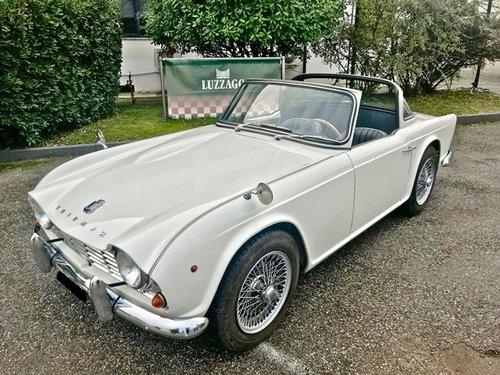 1964 Triumph - TR 4 Sport SOLD (picture 1 of 6)