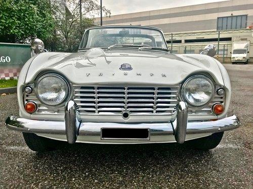1964 Triumph - TR 4 Sport SOLD (picture 2 of 6)